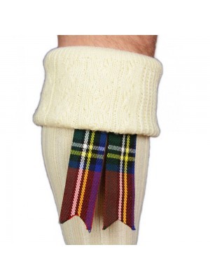 Mens Kilt Hose Sock Flashes