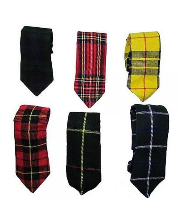 Thick Necktie tie Wallace Stewart Watch Macleod Mackenzie DouglasThick Necktie tie Wallace Stewart Watch Macleod Mackenzie Douglas