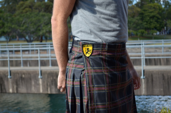Blog - Chose a Kilt for easy and comfortable work out